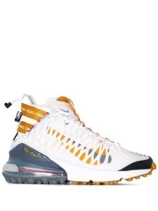 Nike Air Max 270 iSPA high-top sneakers - Wit