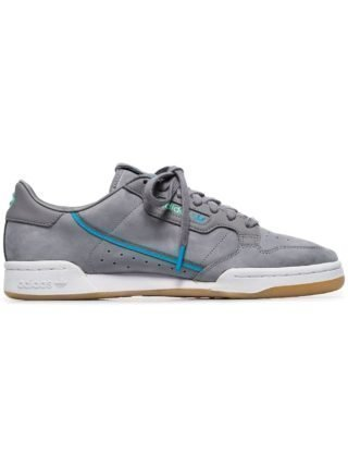 Adidas Continental 80 leren sneakers - Grijs