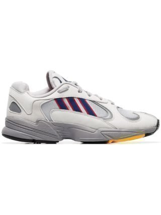 Adidas Off-White Yung 1 low-top sneakers - Grijs