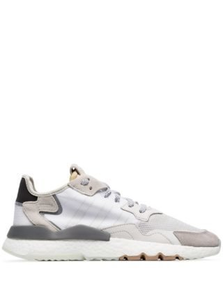 Adidas Nite Jogger low-top sneakers - Wit