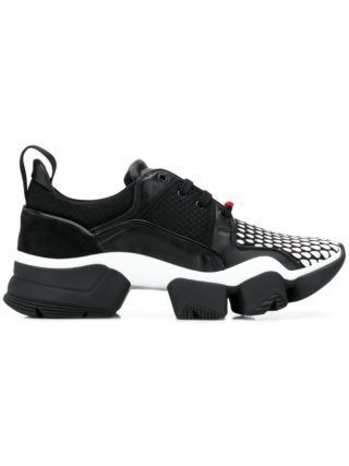 Givenchy Low Jaw sneakers (zwart)