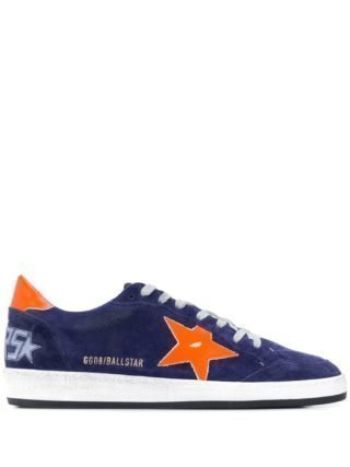 Golden Goose Deluxe Brand Ball Star sneakers - Blauw