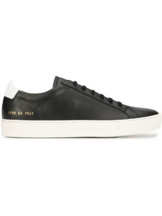 Common Projects Achilles low-top sneakers (zwart)