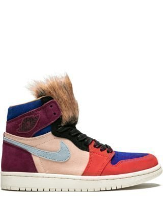 """Jordan Air Jordan 1 High OG NRG """"Aleali May"""" sneakers - Blauw"""