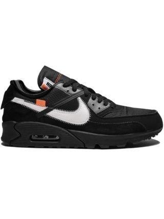Nike The 10: Nike Air Max 90 sneakers - Zwart