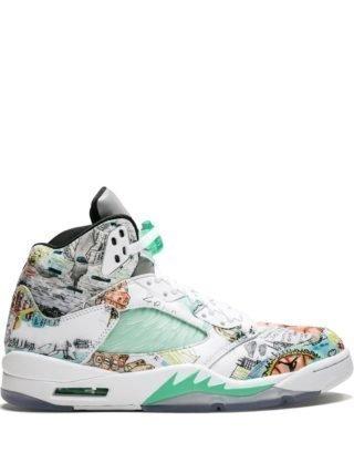Jordan Air Jordan Retro 5 sneakers - Veelkleurig