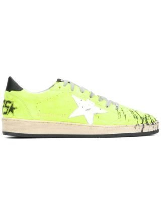 Golden Goose Deluxe Brand Ball Star sneakers - Geel
