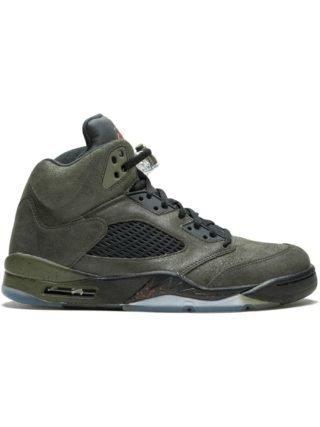 Jordan Air Jordan Retro 5 sneakers - Groen