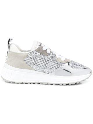 Miu Miu Low top sneakers (zilver)