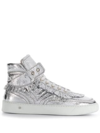 Laurence Dacade Lilou high-top sneakers (zilver)