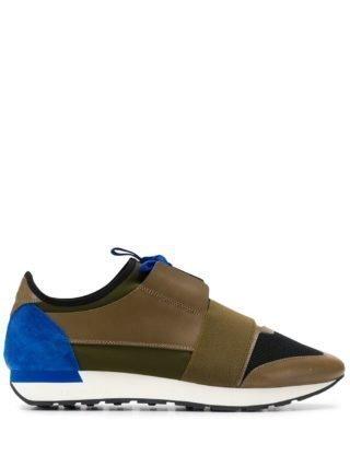 Balenciaga Race Runner sneakers - Groen