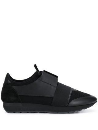 Balenciaga Race hardloop sneakers - Zwart