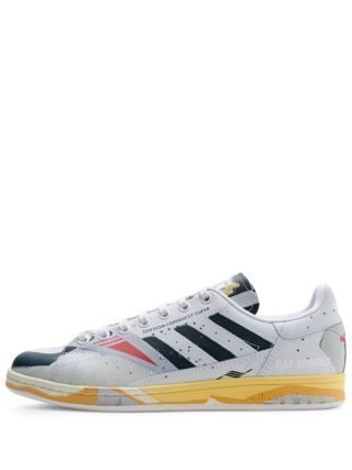 Adidas By Raf Simons x Raf Stan Smith Torsion sneakers - Wit