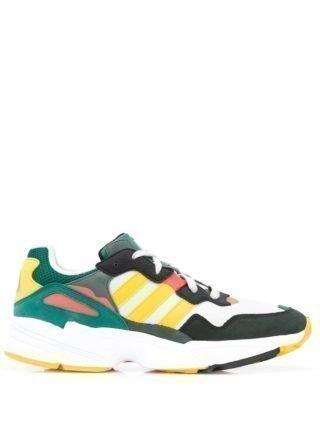 Adidas Yung-96 sneakers - Groen