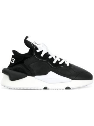Y-3 Kaiwa Y-3 sneakers - Zwart