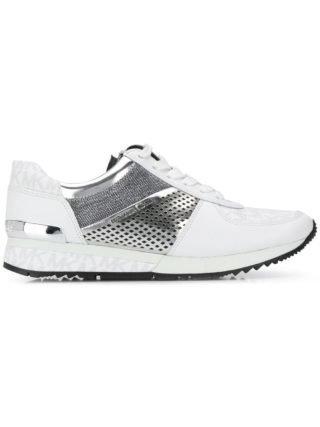 Michael Michael Kors Allie mesh sneakers - Wit