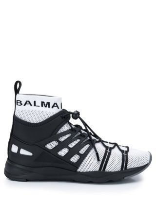 Balmain Jason high-top sneakers (wit)