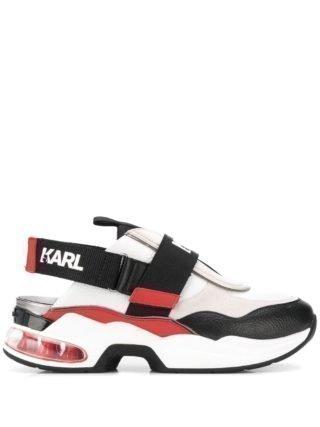 Karl Lagerfeld Hardloop sneakers (zwart)