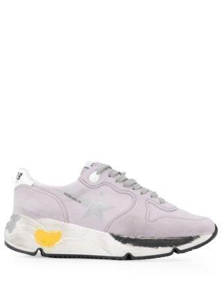 Golden Goose Deluxe Brand Running Sole sneakers - Paars