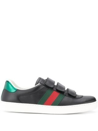 Gucci New ace sneakers - Zwart
