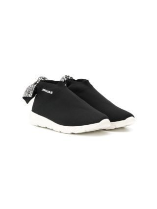 Joshua Sanders Kids sock boots (zwart)