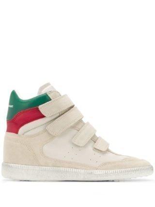 Isabel Marant Sneakers met colourblocking (Overige kleuren)