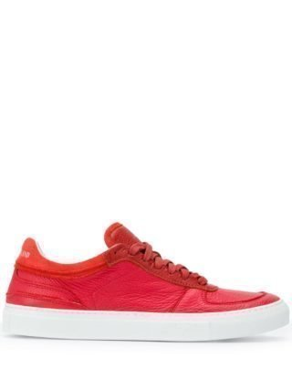 Stone Island Low-top sneakers (rood)