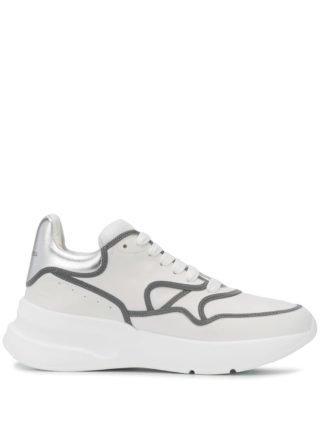 Alexander McQueen Chunky sneakers (wit)