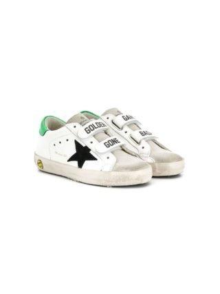 Golden Goose Kids Skate schoenen - Wit