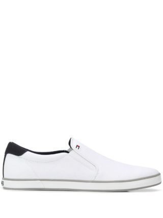 Tommy Hilfiger Harlow 2D slip-on sneakers - Wit