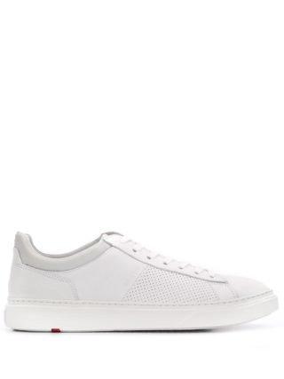 Lloyd Sneakers met veters (wit)