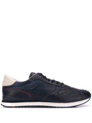 Lloyd Sneakers met veters (blauw)