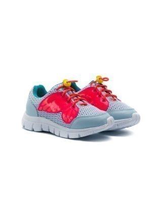 Sophia Webster Mini Vlinder sneakers (blauw)