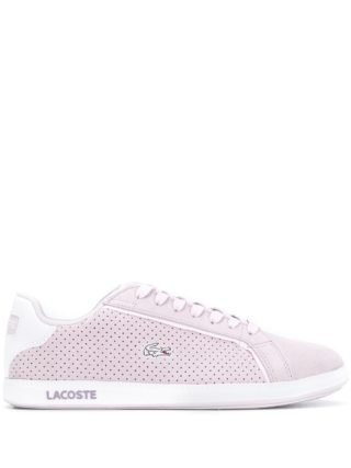 Lacoste Graduate low-top sneakers (roze)