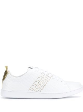 Lacoste Carnaby Evo sneakers - Wit