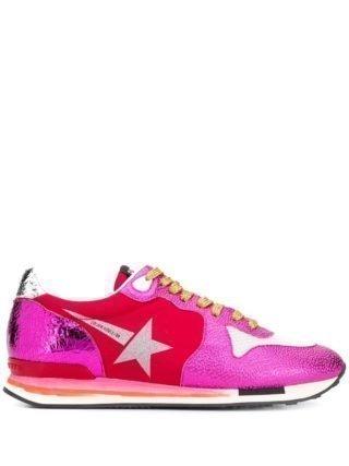 Golden Goose Deluxe Brand Running Sole sneakers - Roze