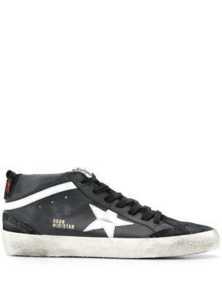 Golden Goose Deluxe Brand Midstar sneakers - Zwart