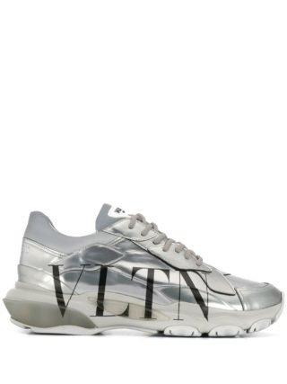 Valentino Bounce low-top sneakers - Zilver