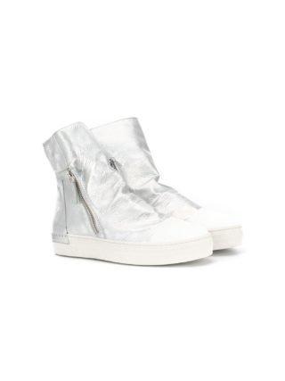 Cinzia Araia Kids High top sneakers (grijs)