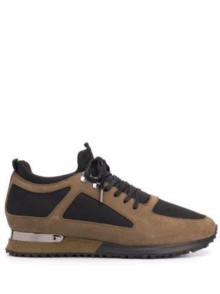 Mallet Footwear BTLR Driver sneakers (groen)