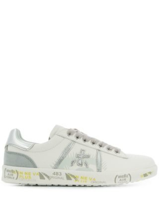 White Premiata Andy sneakers (wit)