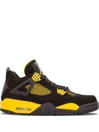 Jordan Air Jordan Retro 4 sneakers - Zwart