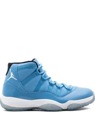 Jordan Air Jordan Retro 11 high top sneakers - Blauw