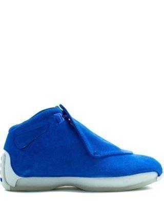 Jordan Air Jordan Retro 18 sneakers - Blauw