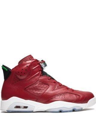 Jordan Air Jordan 6 Spiz'ike high-top sneakers - Rood