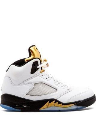 Jordan Air Jordan Retro 5 sneakers - Wit