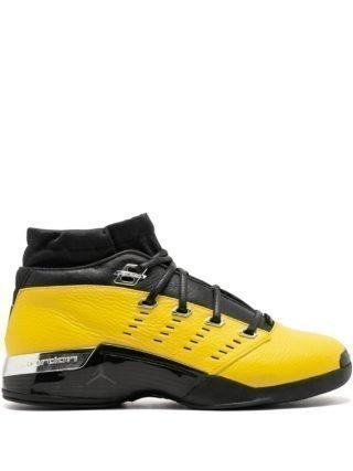 Jordan Air Jordan 17 sneakers - Geel