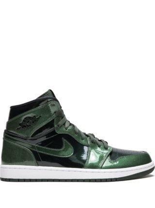 Jordan Air Jordan Retro 1 high top sneakers - Groen