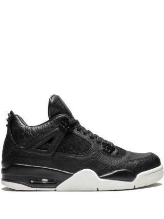 Jordan Air Jordan Retro 4 Premium sneakers - Zwart