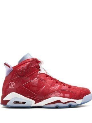 Jordan Air Jordan 6 Retro X Slam Dunk sneakers - Rood